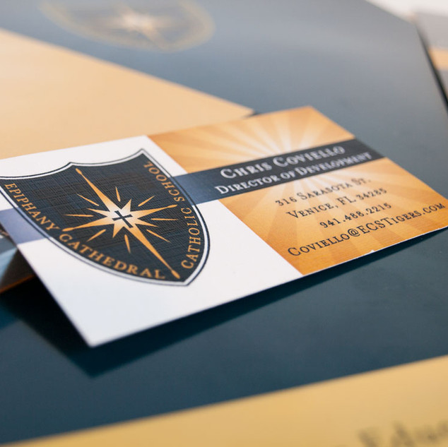 Epiphany Cathedral School Branding Design