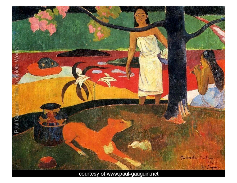 Paul Gaugin: Tahitian Pastorals