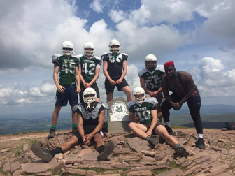 Titans climb Pen Y Fan!