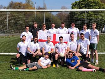 England beat RoW in annual clash