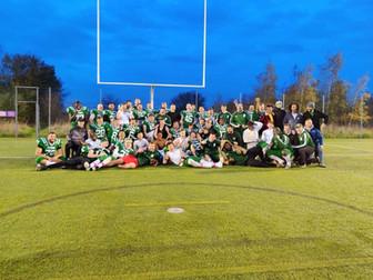 TITANS WIN MOST ENGAGED SPORTS CLUB AWARD