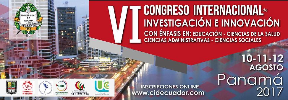 VII CONGRESO INTERNACIONAL DE INVESTIGACIÓN E INNOVACIÓN CON ÉNFASIS EN EDUCACIÓN Y CIENCIAS DE LA SALUD