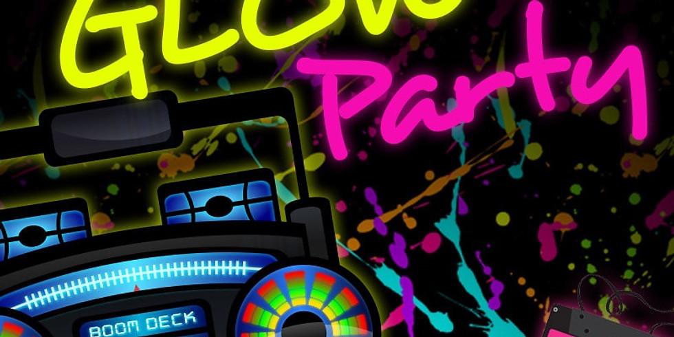 Cosmic Glow Skate Party