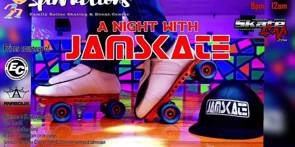 A Night with JamSkate
