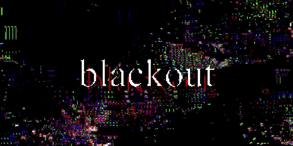 Blackout Discount Friday