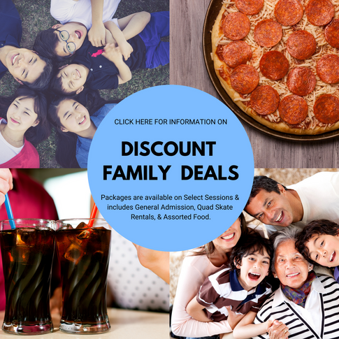 Family Discount Meal Deals