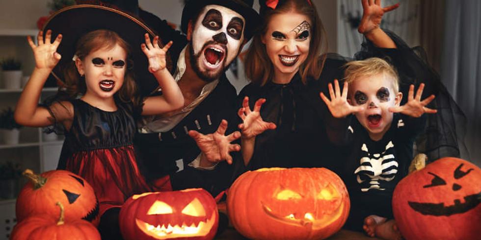 Family Night Halloween Party