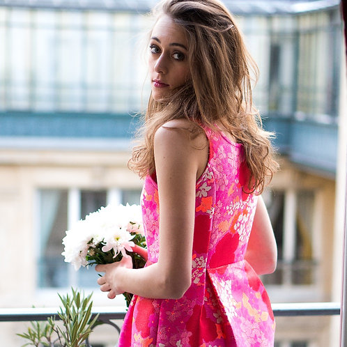 Julot - Fleurs Rose