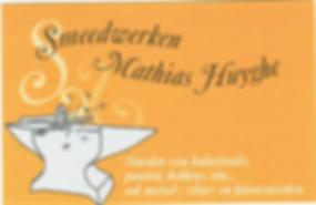 Smederij Mathias