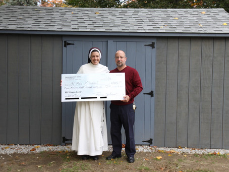 'The Elmhurst Boys' help support Catholic Education