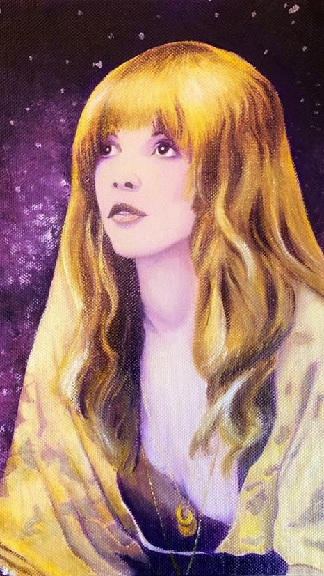 Stevie Nicks - commission sold
