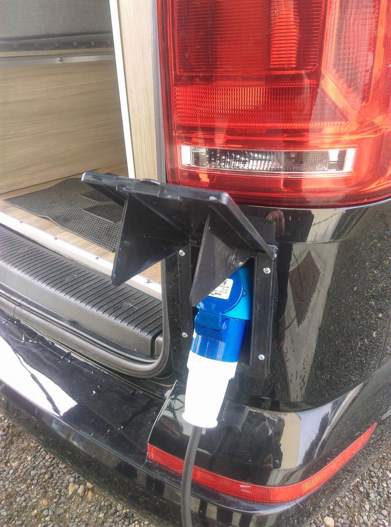 VW T6 CARAVELLE CAMPER VAN