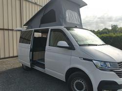 VW T6.1 campervan