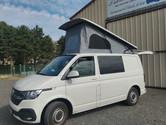 VW T6.1 campervan atelier du van