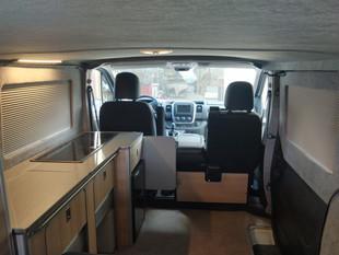trafic 3 L2 campervan