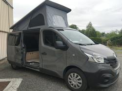 Renault TRAFIC L2 camper