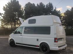 vw T5 campervan JOKER