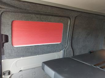 VW T6 L1H1 atelier du van