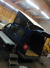 Toit HILO VW T5 T6