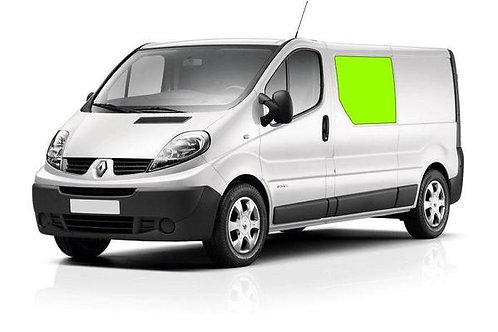 Vitre Renault TRAFIC conducteur