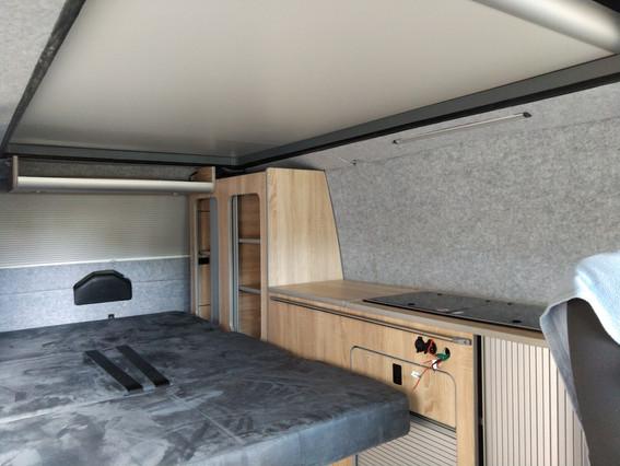 VW T5 L1H1 conversion camper van