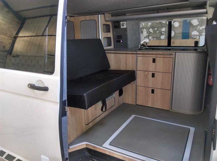 VW T6 conversion