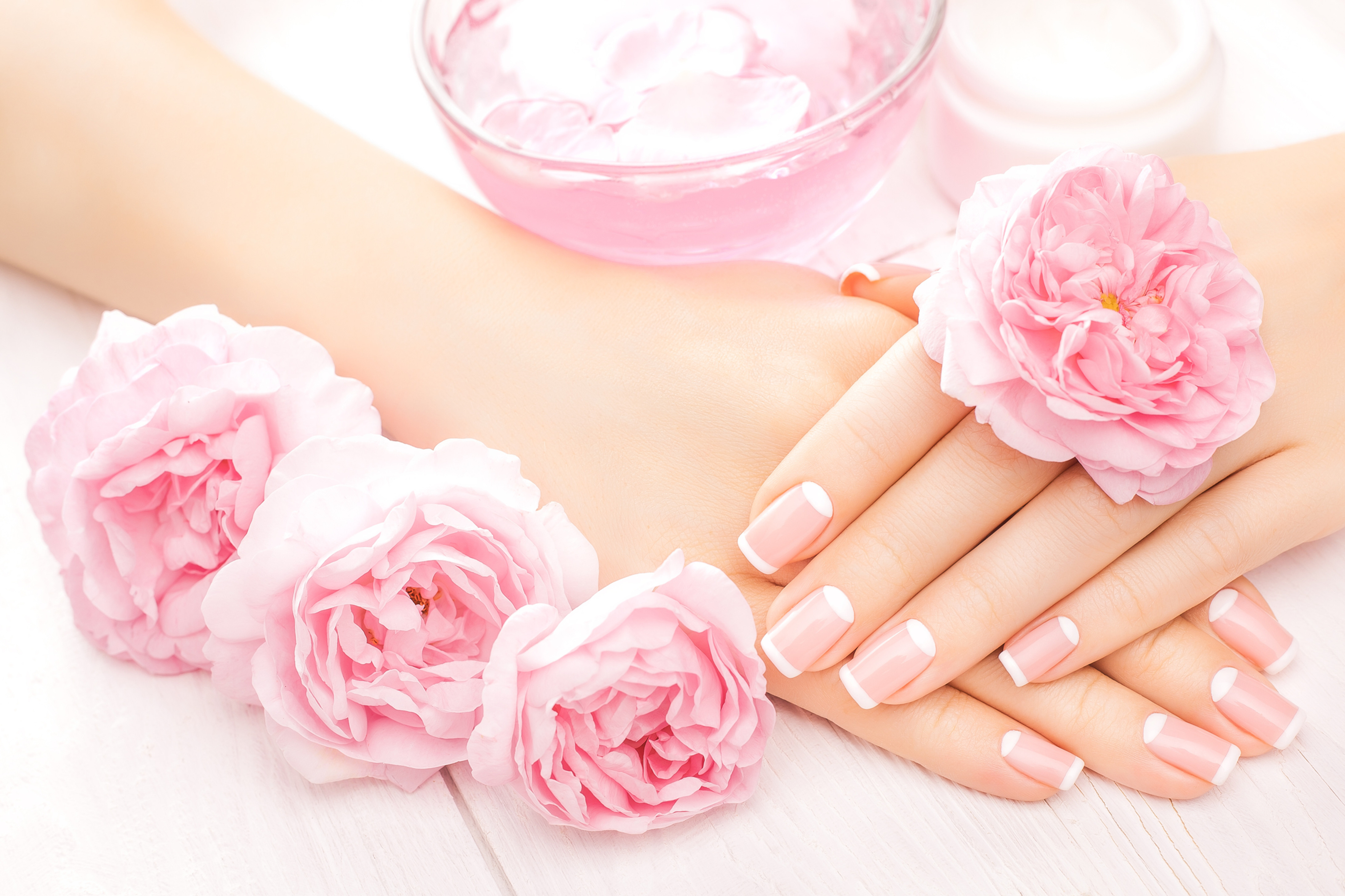 SNS Dipping Tips W/French Manicure