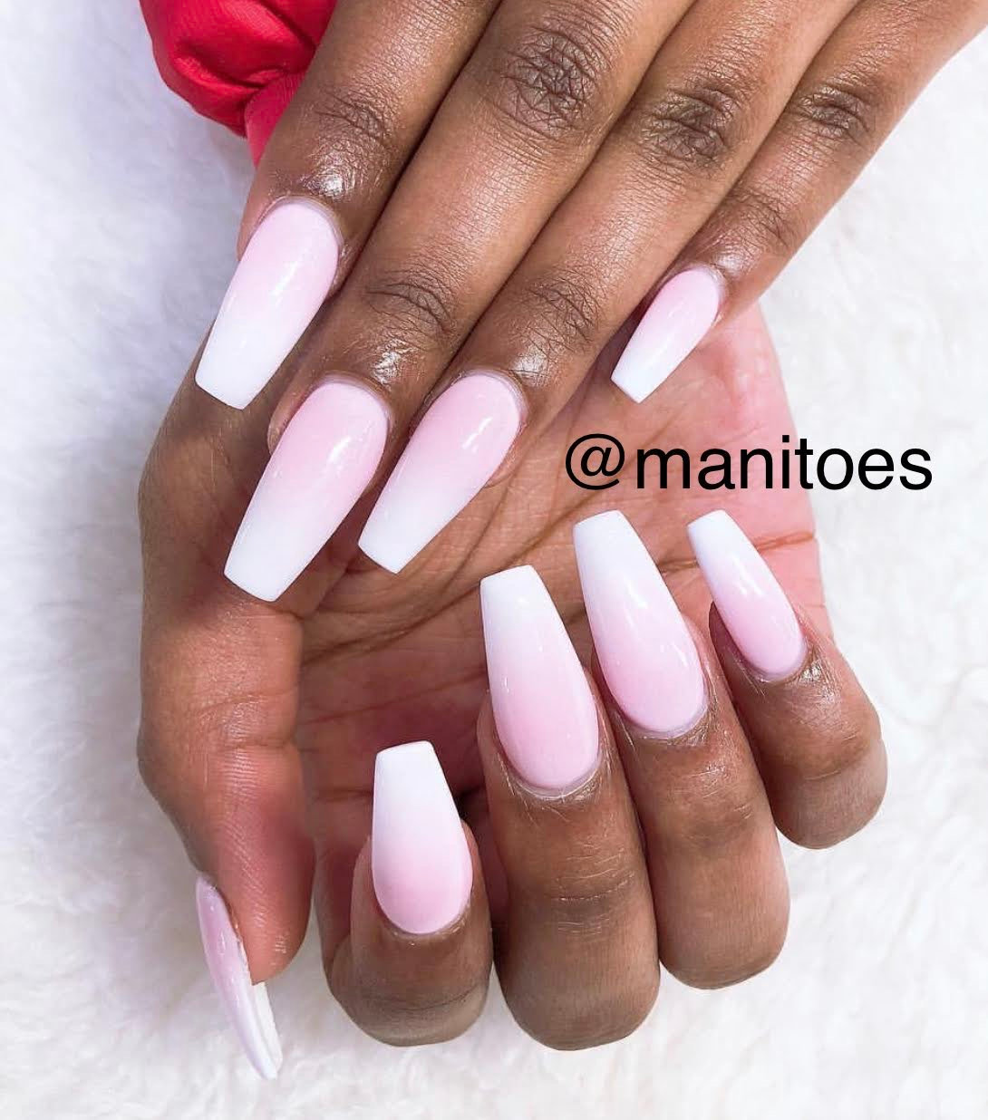 SNS Dipping No Manicure + Tips + Ombre