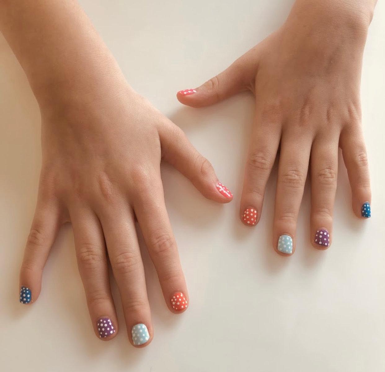 Gel Manicure (Kids)