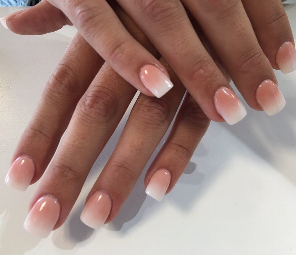 SNS Dipping No Manicure + Ombre