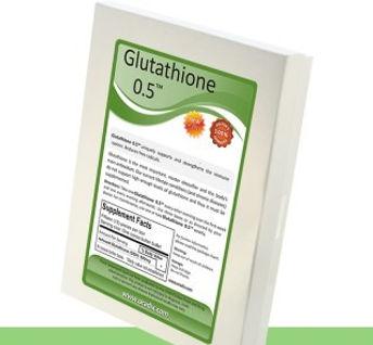 Oradix 0.5 - Active Glutathione Suppositories