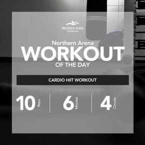 Workout At Home - Cardio HIIT