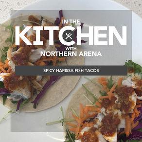 Spicy Harissa Fish Tacos
