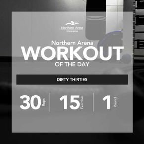 Workout At Home - Dirty Thirties