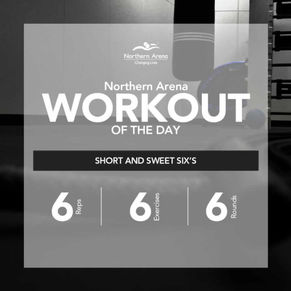 Workout At Home - Short and Sweet Six's