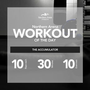 Workout At Home - The Accumulator