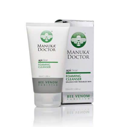 Manuka Dr Foaming Facial Cleanser