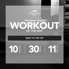 Workout At Home - Drop to the Top