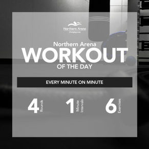 Workout At Home - EMOM
