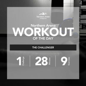 Workout At Home - The Challenger