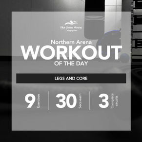 Workout At Home - Legs and Core