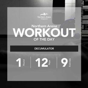 Workout At Home - Decumulator
