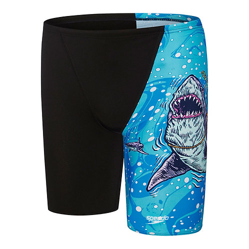 Speedo Boys Shark Rodeo Jammer