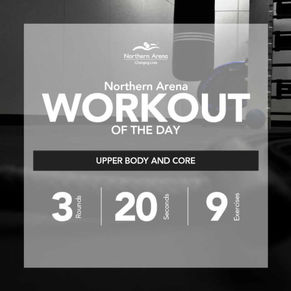 Workout At Home - Upper Body and Core