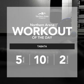 Workout At Home - Tabata