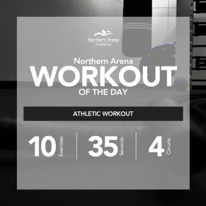 Workout At Home - Athletic Workout