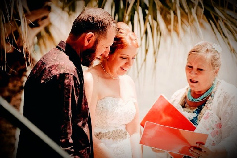 Marriage Celebrant Angie Dand