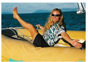Angie Dand Ocean Rafting Whitsundays