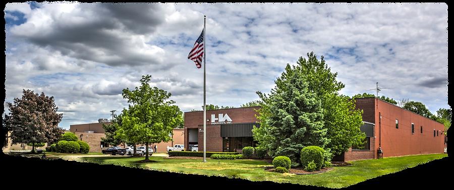HA Industries Building