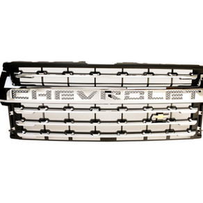 Automotive Grilles and MODifiable Equipment